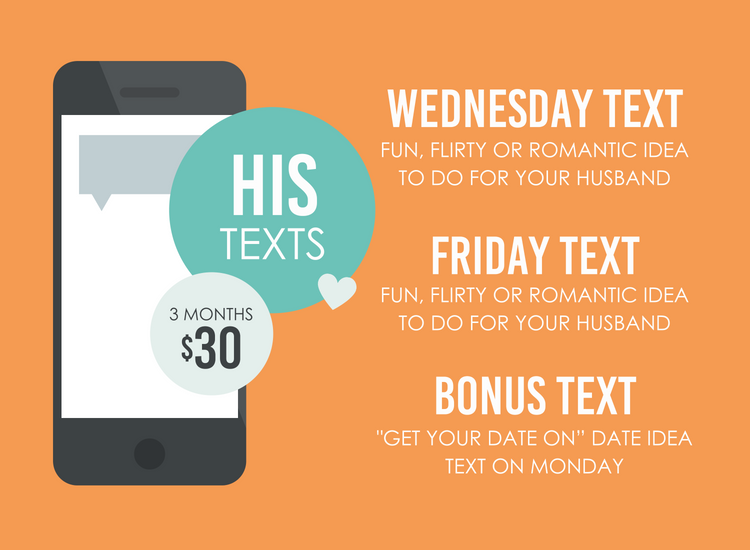 Marriage Challenge Text Messages for Him