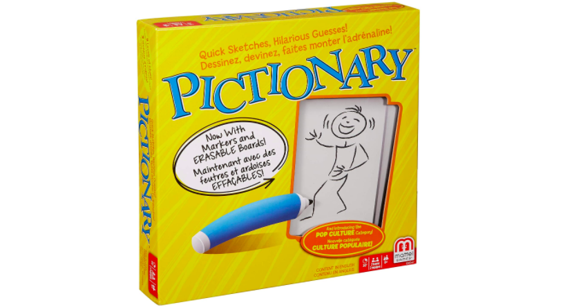Pictionary Strip Game for Couples | The Dating Divas