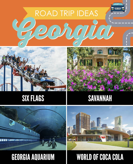 Places to Visit in Georgia