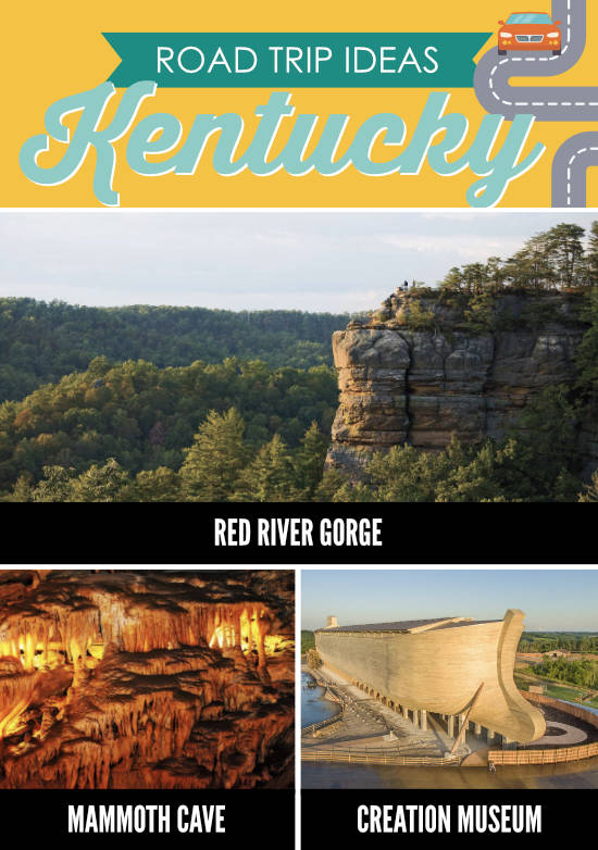 Places to Visit in Kentucky