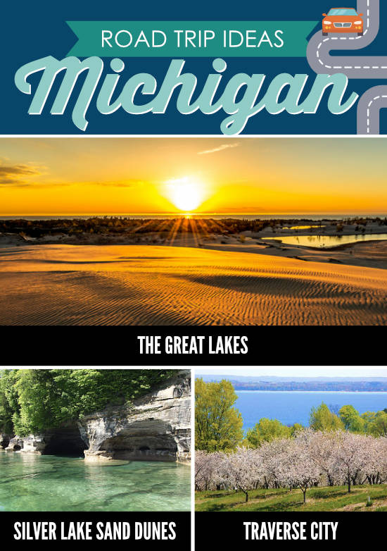 Places to Visit in Michigan