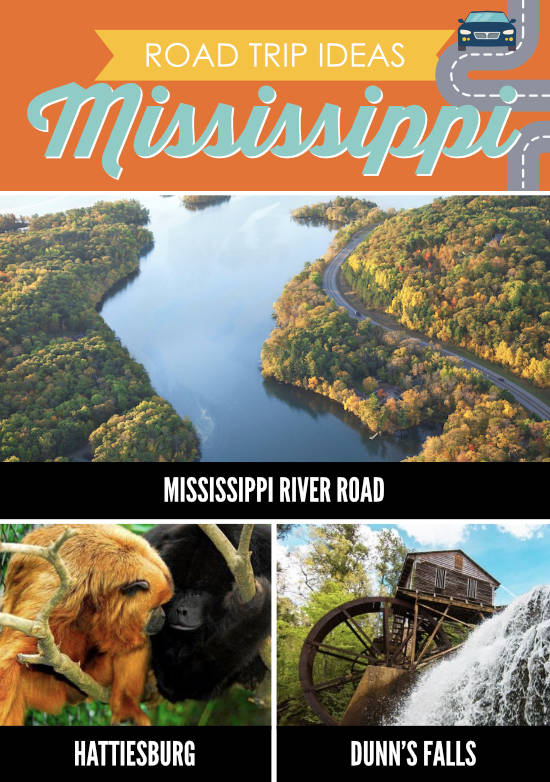 Places to Visit in Mississippi