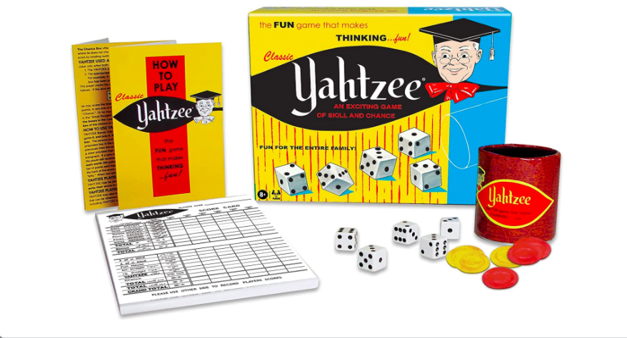 Yahtzee Strip Games to Play in the Bedroom | The Dating Divas