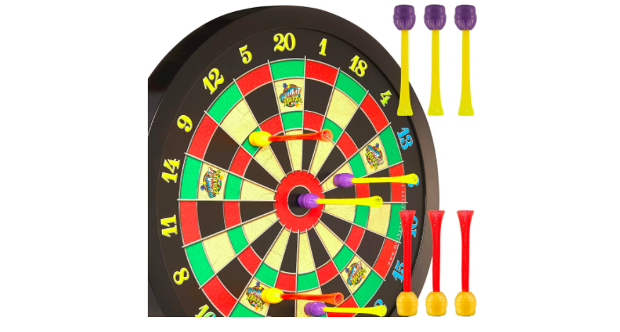 Sexy version of darts to play with your partner in the bedroom | The Dating Divas
