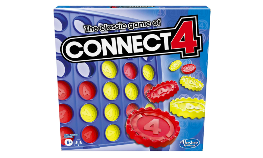 Connect 4 Glow in the Dark Version for the Bedroom | The Dating Divas