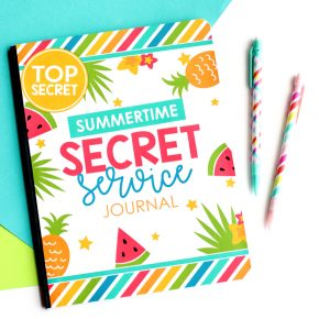 Summertime Secret Service for Kids Activities