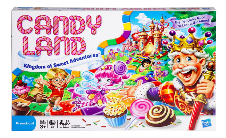 Play a sexy game of Candy Land with your spouse | The Dating Divas