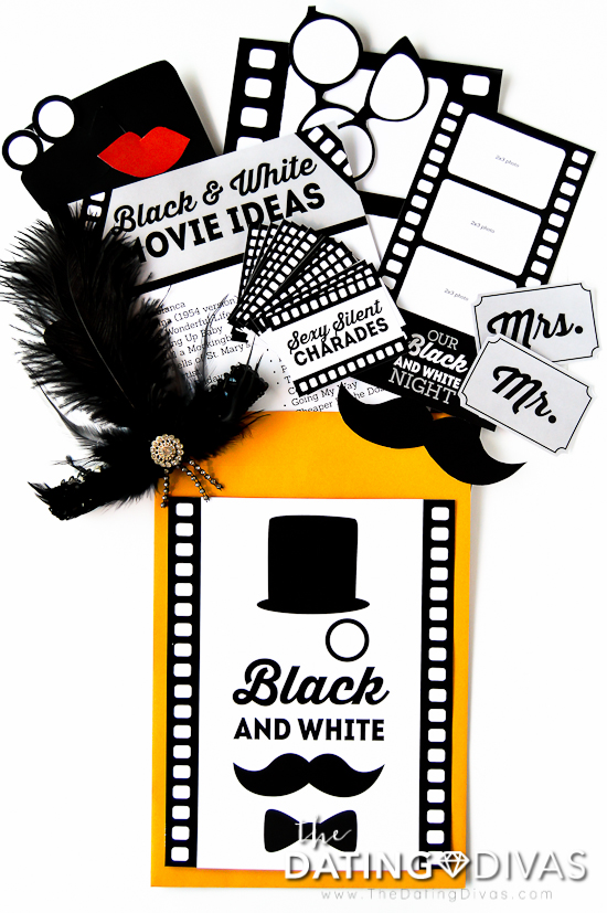 Black and White Movie Ideas