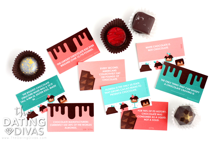 Chocolate Trivia Questions