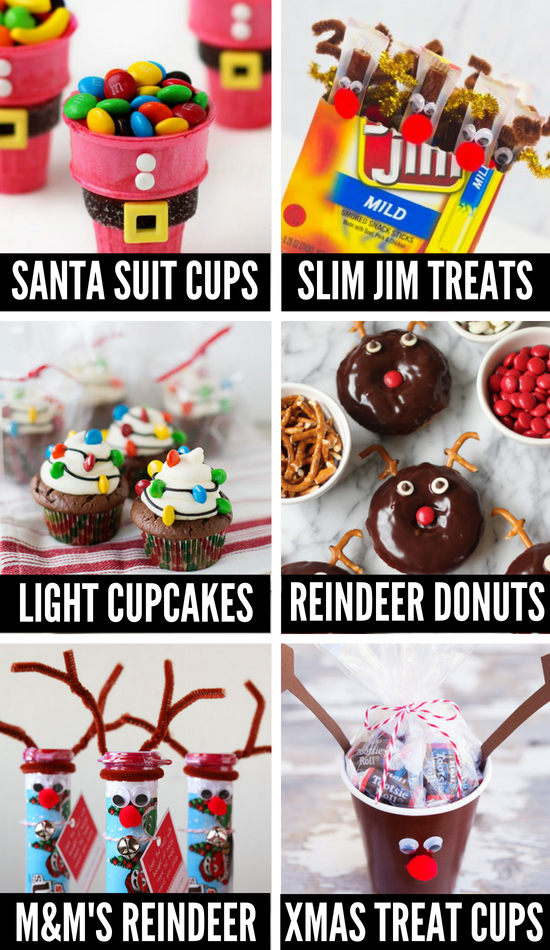 Christmas Candy Ideas for Kids