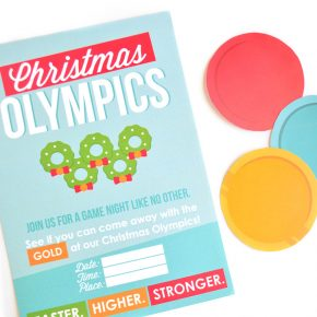 Christmas Olympics Christmas Competitions