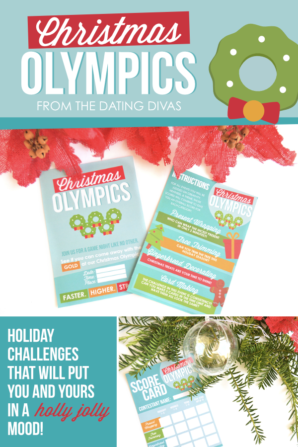 Christmas Competition with Christmas Olympics #ChristmasOlympics #ChristmasCompetitions