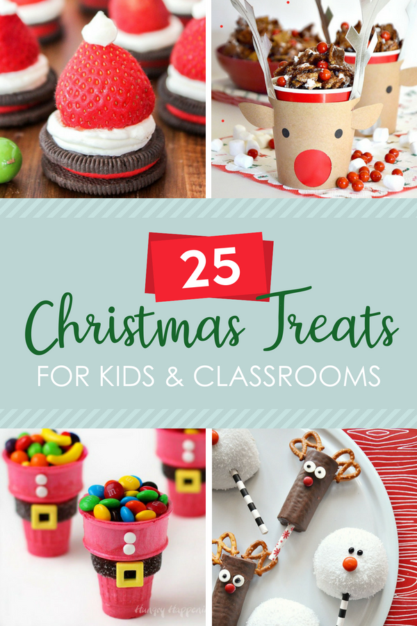 Christmas Treats for Kids and Classrooms