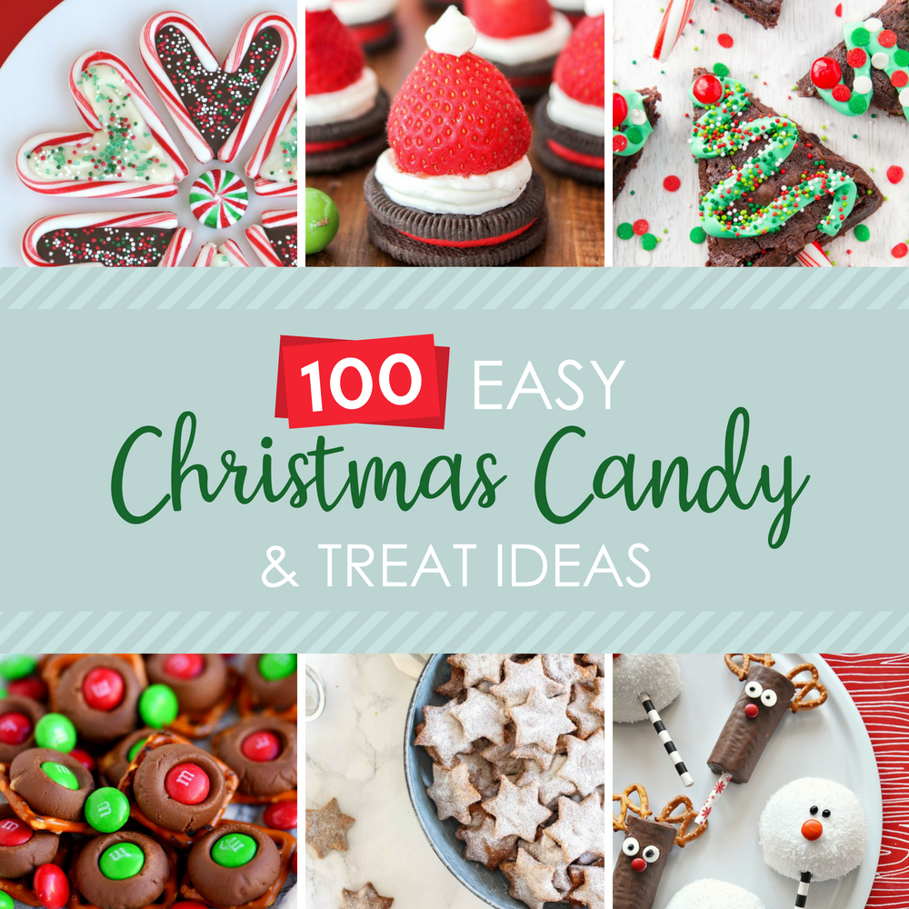 Easy Christmas Candy Treat Ideas From The Dating Divas
