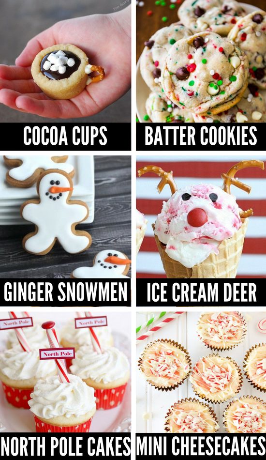 Easy Christmas Treats and Ideas