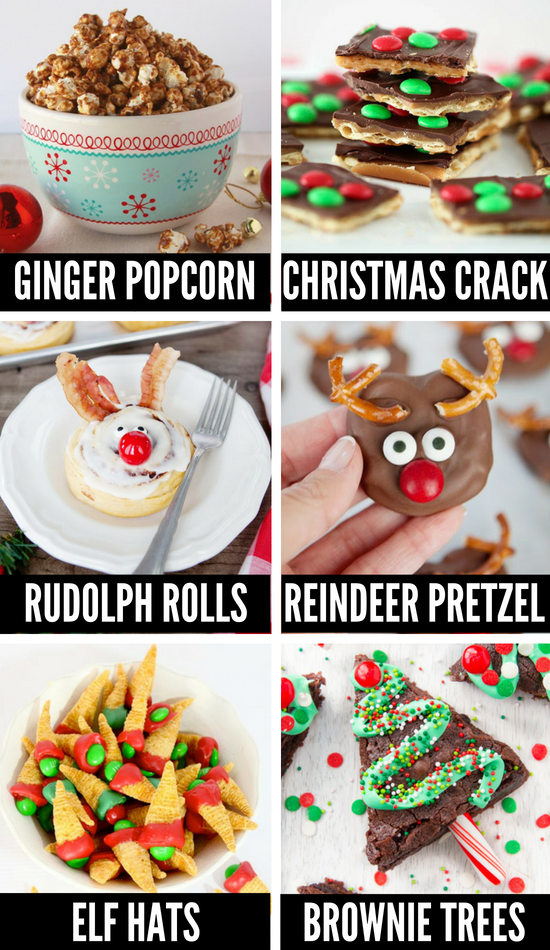 Easy Christmas Treats and Recipes