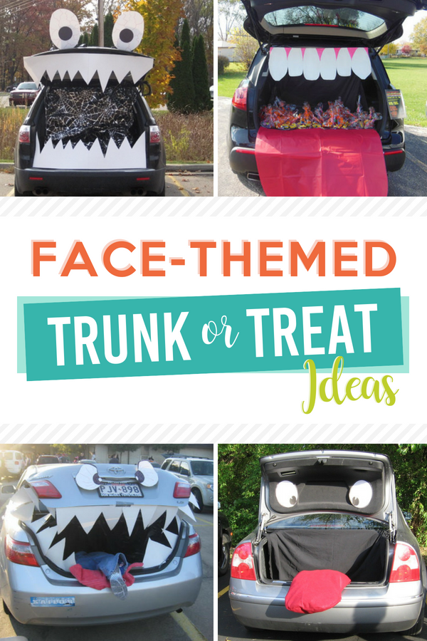 Trunk Or Treat Ideas For Halloween From The Dating Divas