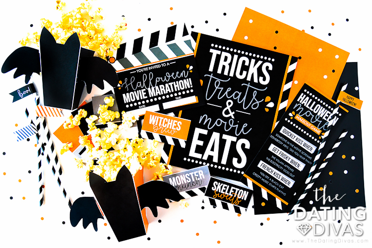 Halloween Movies List and Movie Marathon