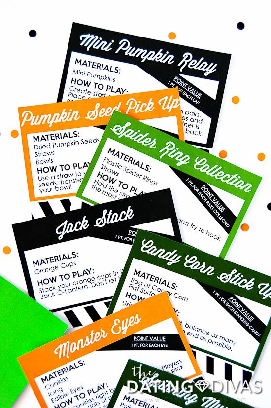 Halloween Pumpkin Games