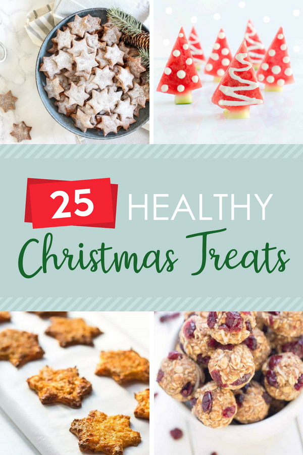 Healthy Christmas Treats