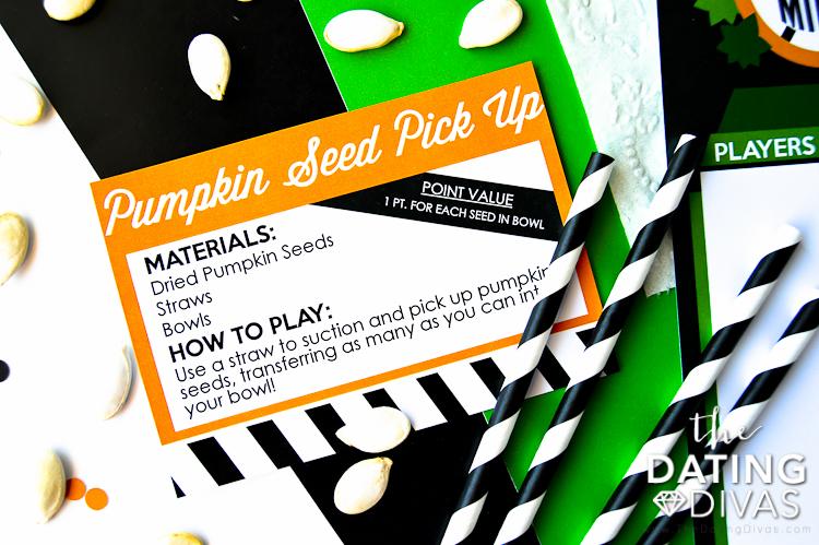 More Halloween Pumpkin Games