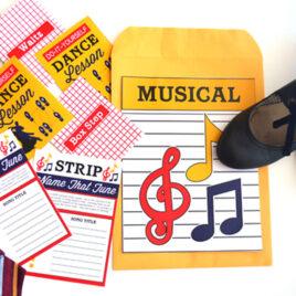 Musical Movie Date Idea