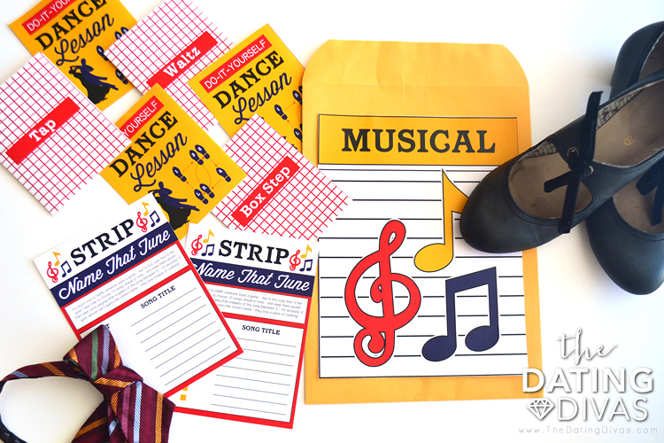 Musical Movies Date Pack
