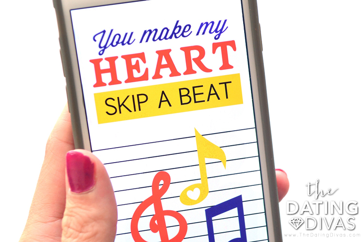 Musical Movies Textable Love Note