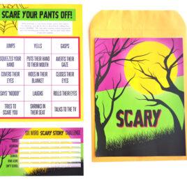 Scary Movies Date Night