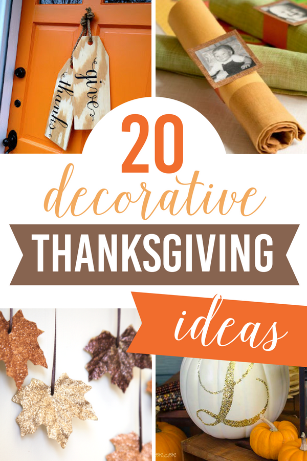 In LOVE with these Thanksgiving decorations! That front porch is the cutest thing I've ever seen... love the rug idea! #ThanksgivingDecorations #FallDecor #ThanksgivingPorch