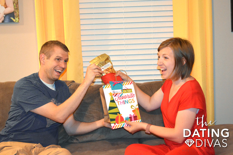 Couple's Favorite Things Party Gift Exchange