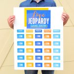 DIY Jeopardy Game for Couples
