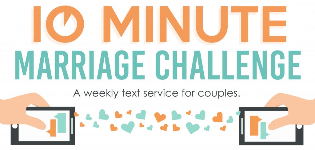 Marriage Challenge Text Service for Couples