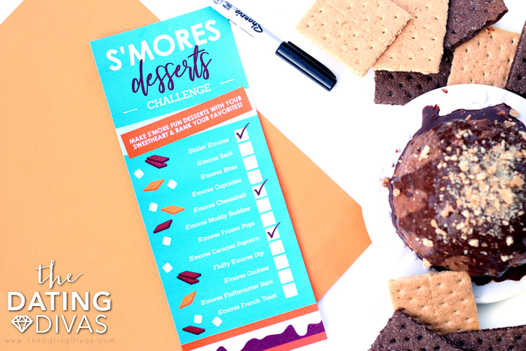 S'mores Dessert Challenge