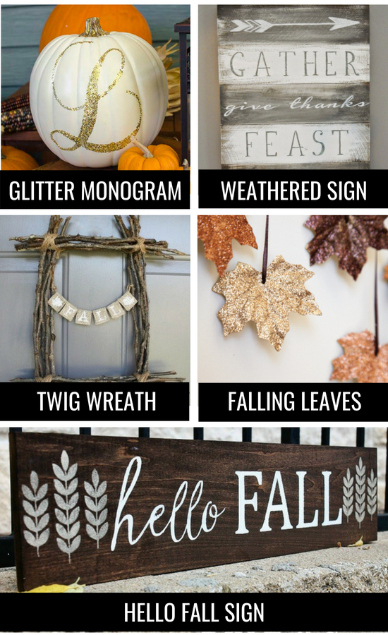 Thanksgiving Tradition Decor