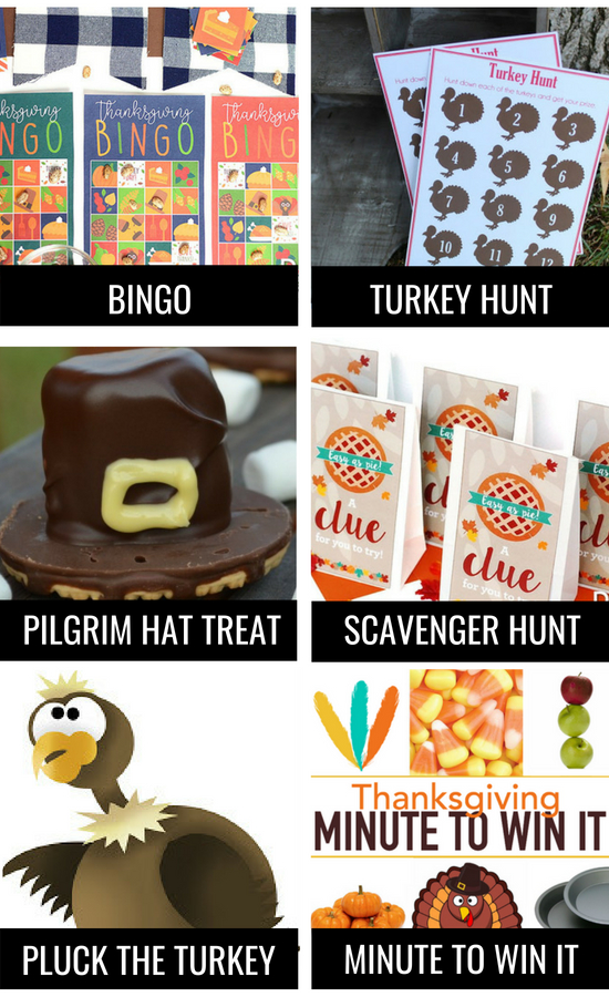 Thanksgiving Family Tradition Ideas