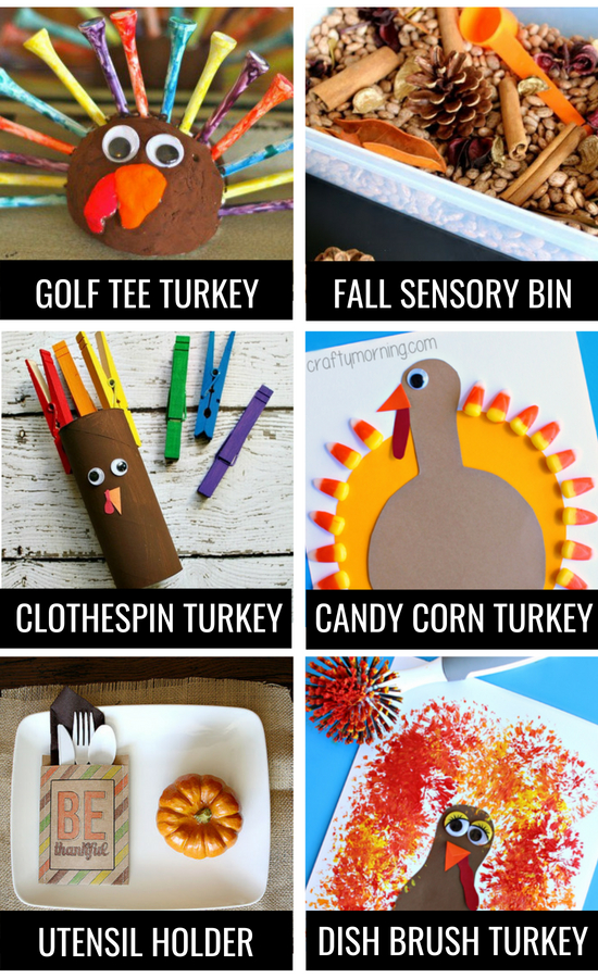 Thanksgiving traditions for kids.