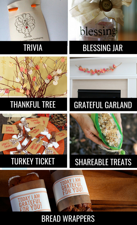 Thanksgiving traditions for the whole family.