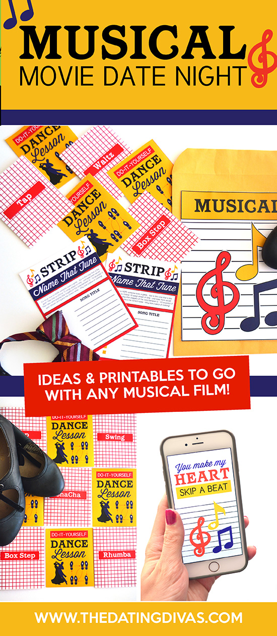 I love a good musical movie! My love is going to be so surprised with this dance lesson! #MusicalMovies #MovieDates