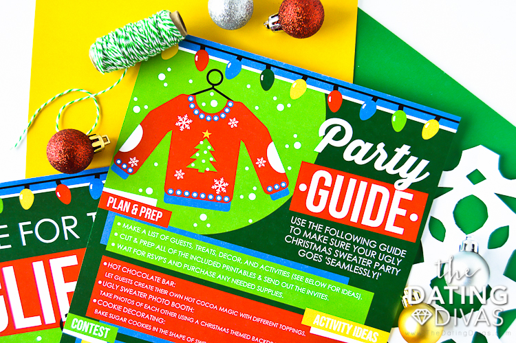 Ugly Sweater Party Guide