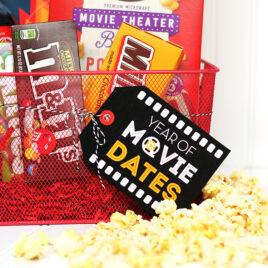 Year of Date Night Movie Ideas
