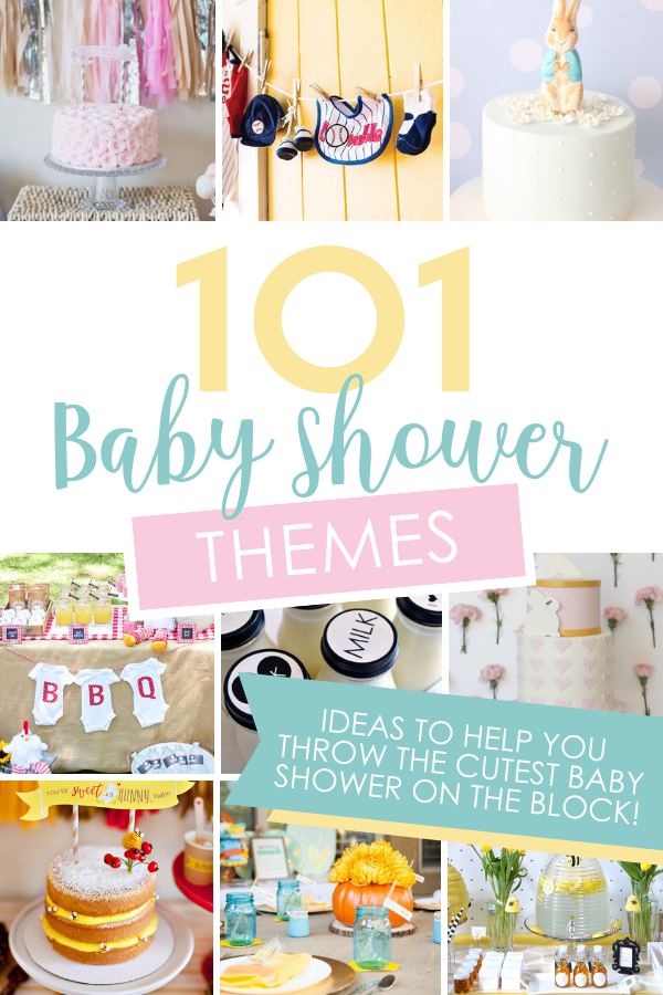 101 Baby Shower Themes From The Dating Divas