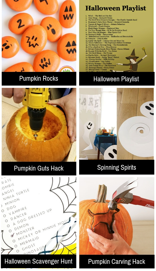 Easy Halloween Ideas