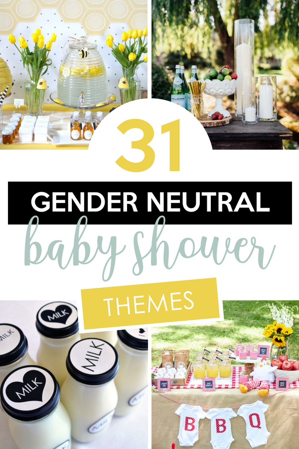 Baby Shower Themes for Boys and Girls