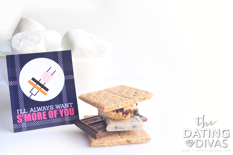 Indoor Picnic Smore Love Note