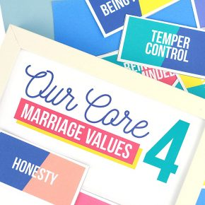 Our Core Marriage Values
