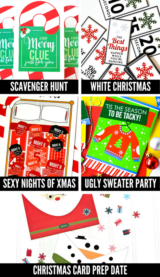 Perfect Christmas Date Ideas
