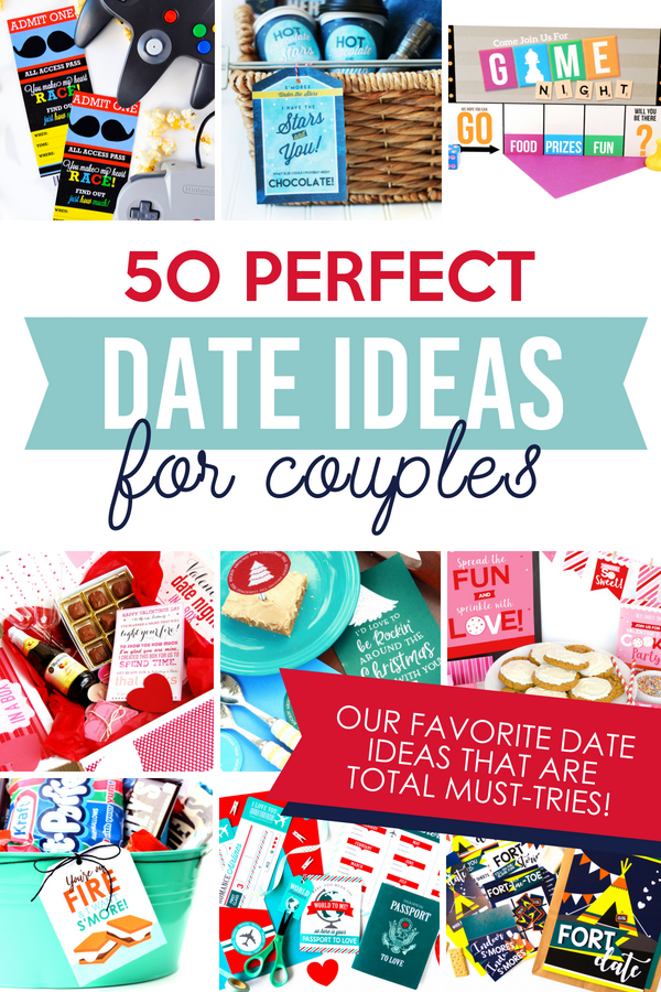 This list of perfect date ideas is AMAZING!! You seriously have to try this or you're missing out. Great ideas for anytime! #datingdivas #perfectdateideas #cheapdateideas