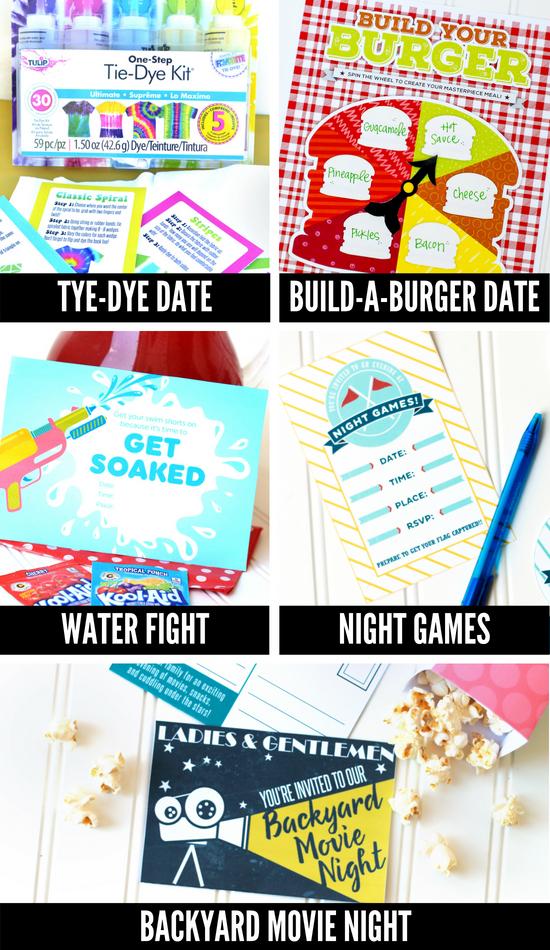 Perfect Summer Date Ideas