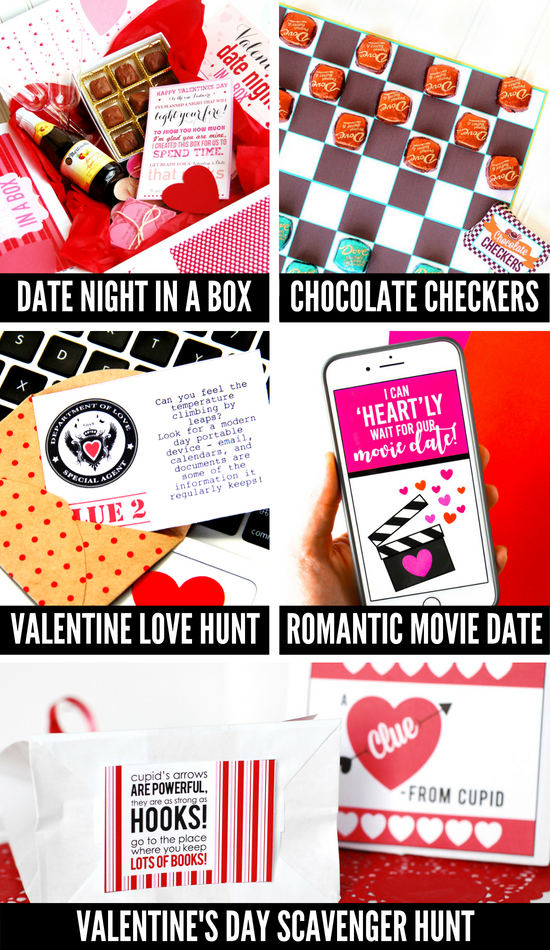 Perfect Valentine's Day Date Ideas